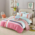 Stripe Duvet With Style 2