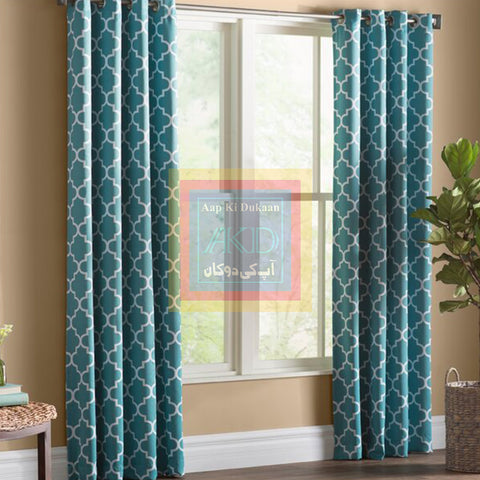 Printed Curtain Tale