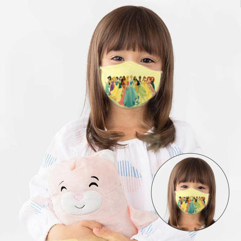 Kids face Mask (Princess)