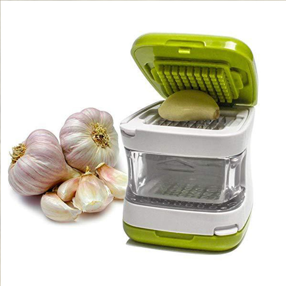 Garlic Cube-Chopper Slicer And Dicer
