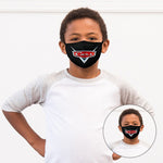 Kids face Mask (Cars)