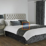 Bed Runner (Dark Grey)