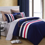 Stripe Duvet With Style