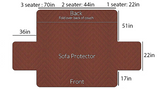 Tale Quilted Sofa Protector