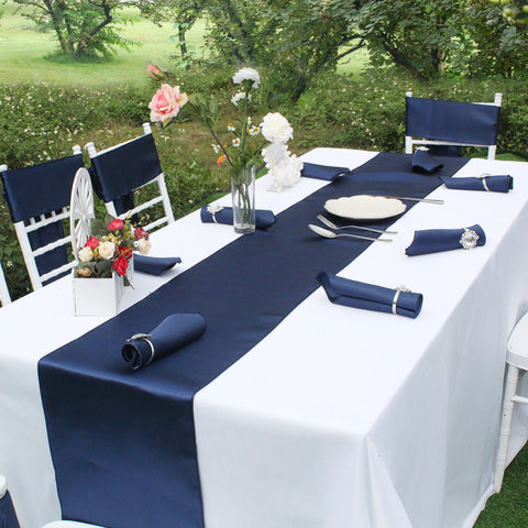 Table Runner (blue)