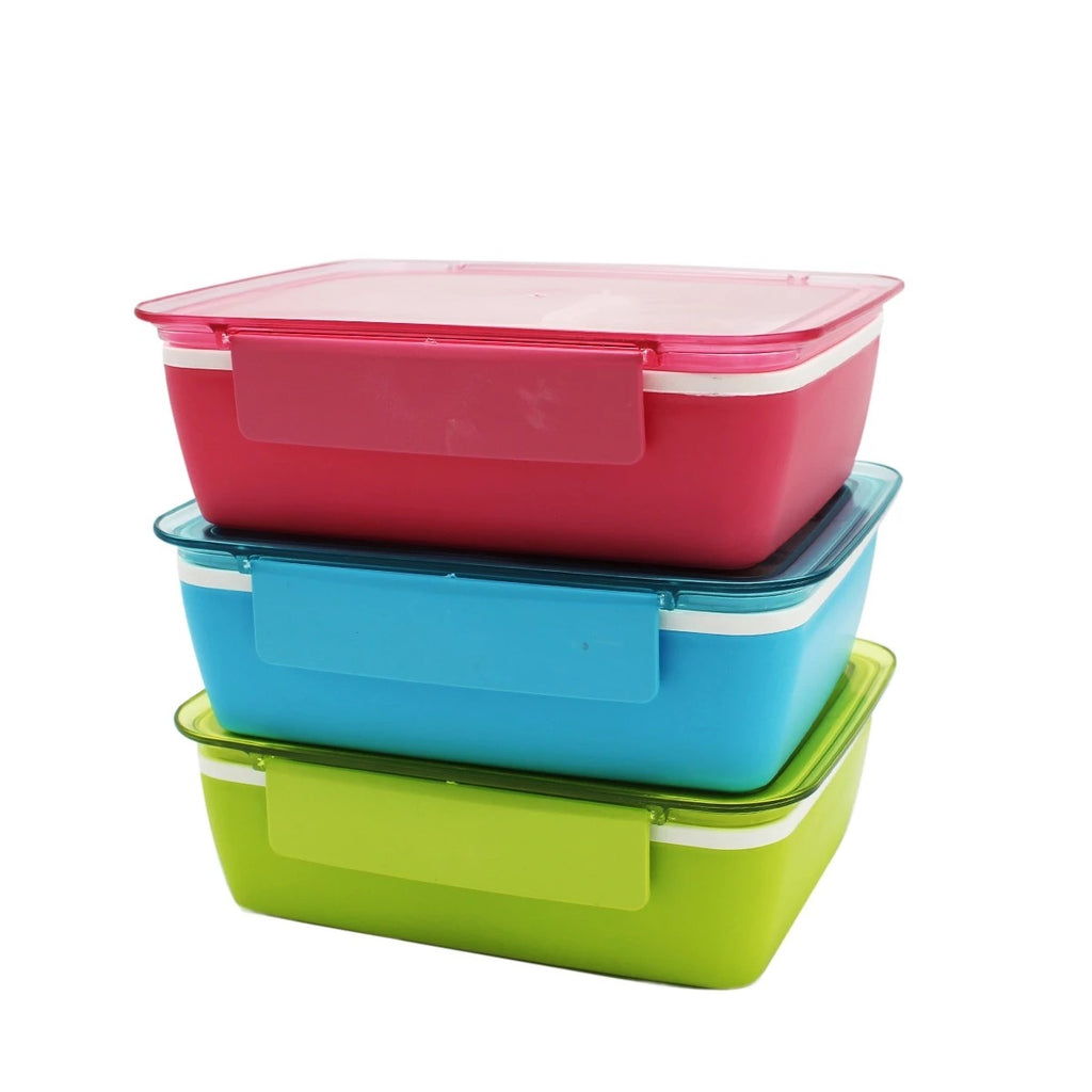 2 Compartment Lunch Box - VIASSIN 750ML BPA Free