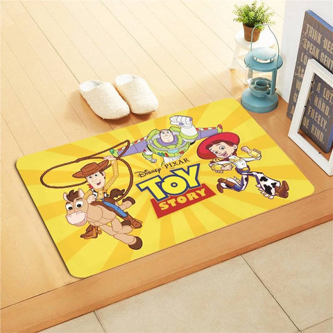 Toy Story Kids Foot Mat