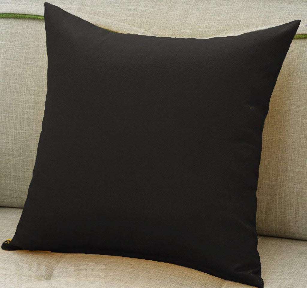 Cushion Cover (Black)