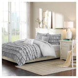 Waterfall Ruffles Duvet Set