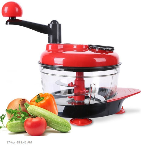 Hand Chopper And manual Food Processor