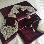 Prayer Mats (Maroon)