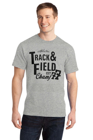 Track & Field Printed T-Shirt