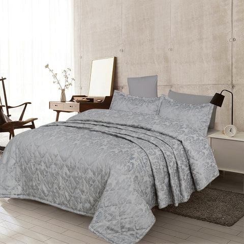 Bed Spread Jacquard