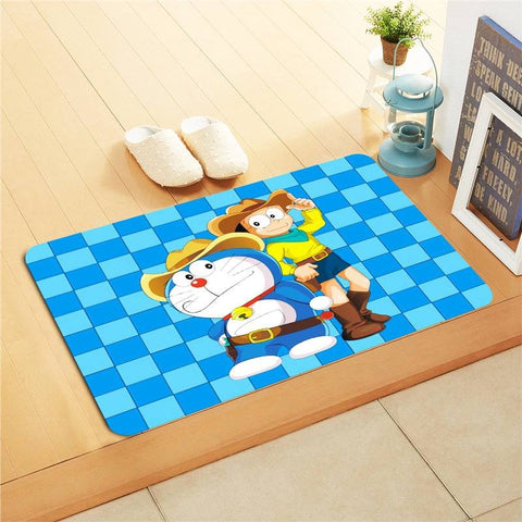 Doreamon Kids Foot Mat