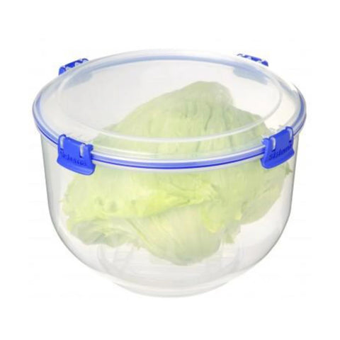 Salad Storage Container 3.5L - SISTEMA Phthalate & BPA free