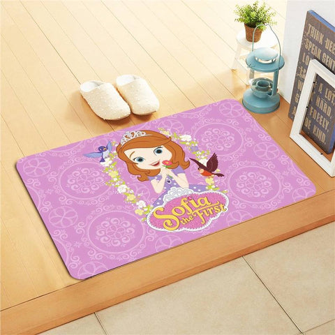 Sofia Kids Foot Mat