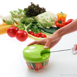 Nicer Dicer Vegetable Chopper