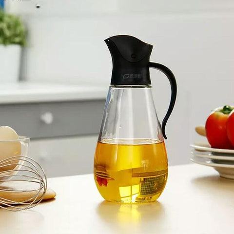 Oil Dispenser Auto Flip  bird Shape 500ml