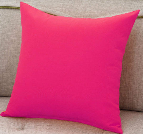 Cushion Cover (Pink)
