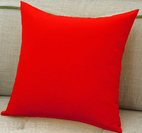 Cushion Cover (Red)