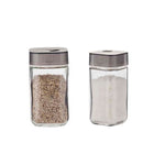 Sal Y Pimienta 2 Piece Seasoning Jar Set
