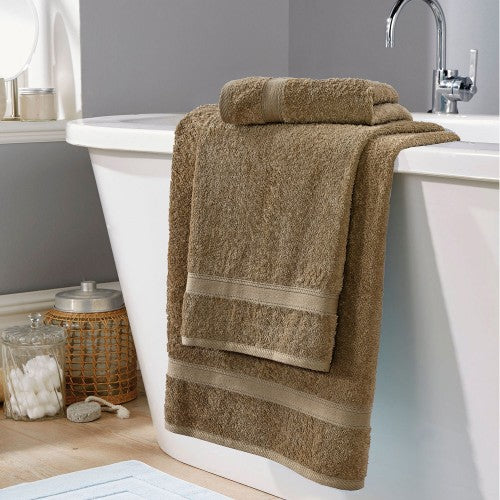 Bath Towel Soft Touch -Beige