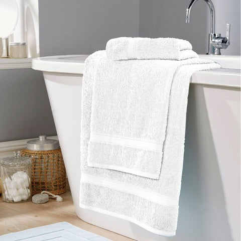 Bath Towel Soft Touch- White