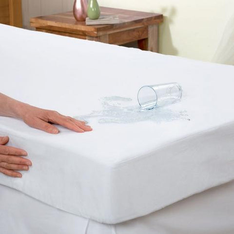 Plain Water proof Mattress Cover