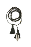 Mamapacha Black with black Tassel