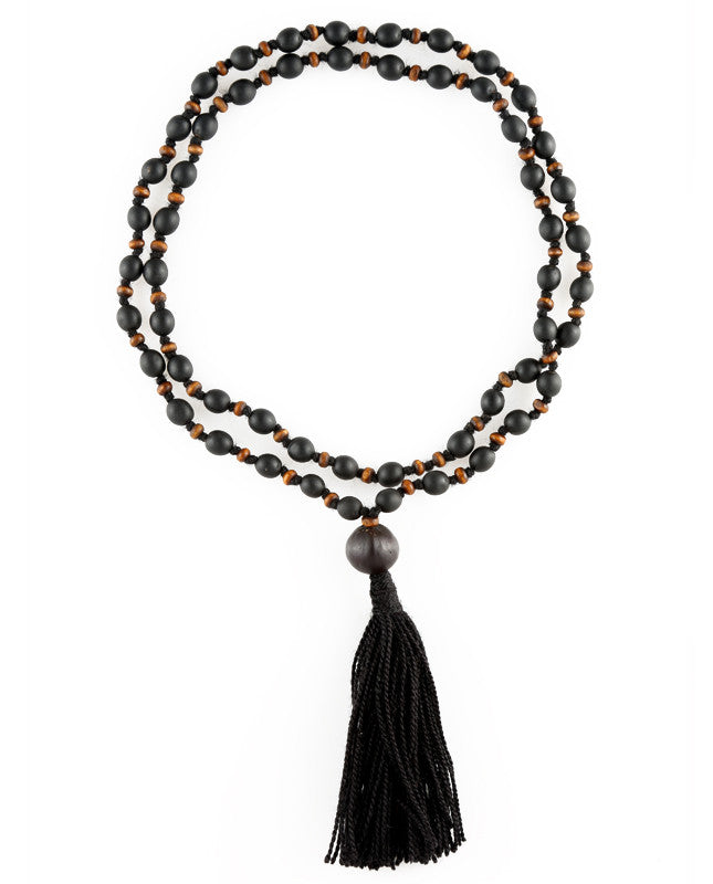 Sonteki Black / Brown Mala