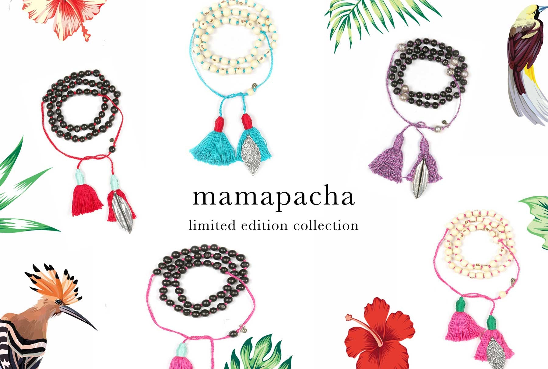 Mamapacha Limited Mala Collection