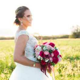 Stand-Alone Ceremony Flowers - wedding flower suppliers sunshine coast