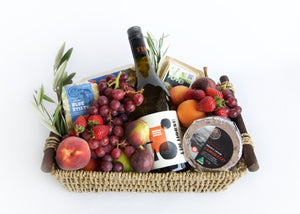 Fruit Cheese Hamper Sunshine Coast
