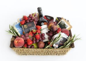 Celebration Hamper delivered Sunshine Coast