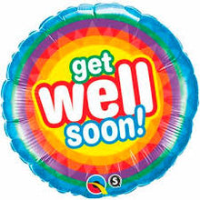 Load image into Gallery viewer, Get Well Soon Balloon
