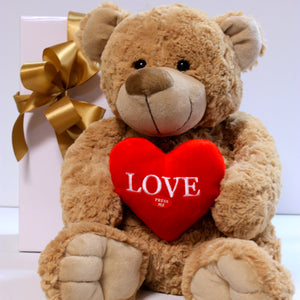 Valentine Teddies Delivered Sunshine Coast