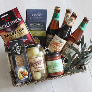 beer hamper deilvery sunshine coast