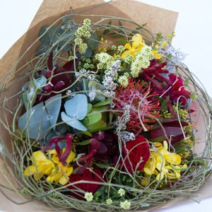 Native Flowers delivered Sunshine Coast
