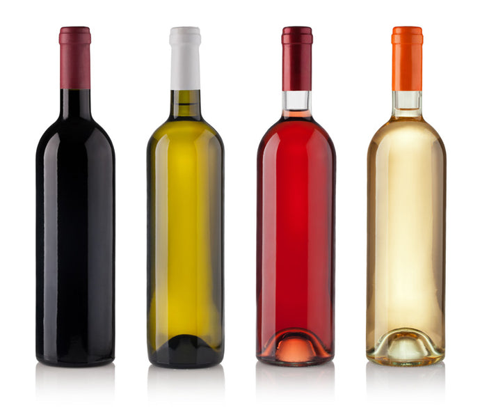 Select Bottle of Wine