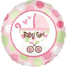 Load image into Gallery viewer, baby girl balloon