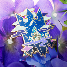 Load image into Gallery viewer, [KH] Castle Oblivion Enamel Pin