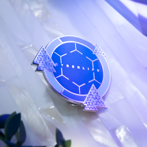 [DBH] Detroit CYBERLIFE Enamel Pin -Final Stock-