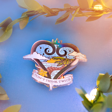 Load image into Gallery viewer, [KH] Destiny Islands Enamel Pin