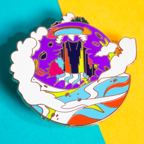 [BTS] HOPE WORLD Enamel Pin -Preorder-