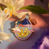 [FF] 7th Heaven Potion Bottle Enamel Pin