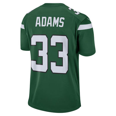 Jamal Adams New York Jets Game Jersey - Gotham Green