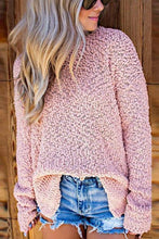 Fashion Sexy Loose Lazy Knit Top