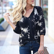 Fashion Floral Printed Long Sleeve T-Shirts