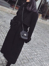 Winter Fashion Woolen Long Coat