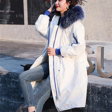 Fashion Winter Loose Thickened Down Cotton Warm Jacket